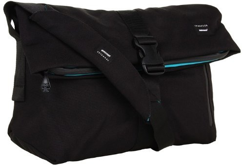 Crumpler The Pinnacle of Horror Laptop Shoulder Bag - Black