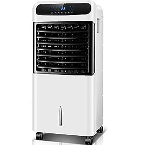 DXIII DELUXE13 Climatizador Evaporativo Calefactor Ventilador Humidificador Ionizador Portátil – Frío 80W – Calor 1000W… 41aLogOxbCL