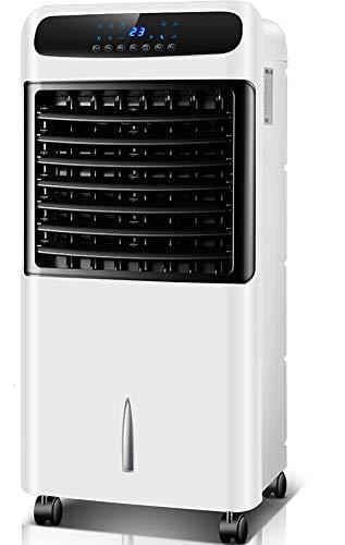🥇 DXIII DELUXE13 Climatizador Evaporativo Ventilador Humidificador Ionizador Portátil – Frío 80W