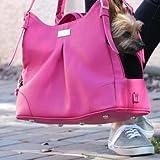 Pink Yarrow Mia Michele Dog Carry Bag