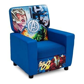 Amazon Com Delta Children Marvel Avengers High Back