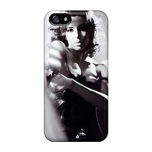 New Arrival Cases Covers With EDN43683TjJE Design For Iphone 5/5s- Eva Longoria