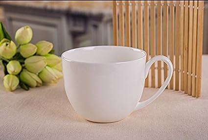 Cerámica Copa de cereales de desayuno desayuno taza de fideos Capacidad de recipiente ,9.5*