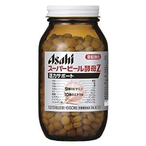 スーパービール酵母Z 660粒