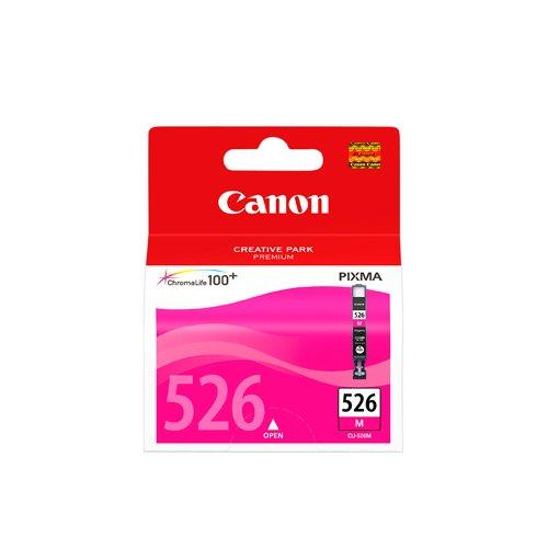 386 opinioni per Canon CLI-526M Canon Pixma 4850/5150 Inkjet / getto d'inchiostro Cartuccia