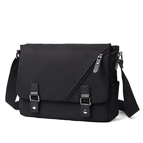 JFIDSJ Car Sticker Casual Shoulder Bag Men Fashion Trend Messenger Bag Youth Student Messenger Bag Sports Postman Bag