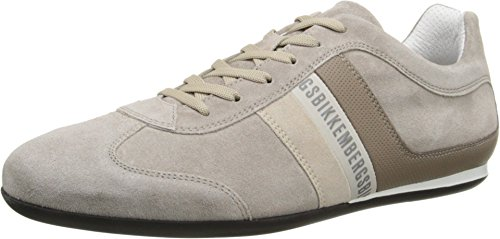 Sneaker Uomo Bikkembergs Beige R 186 a Collo Evolution Taupe Basso tqw47v