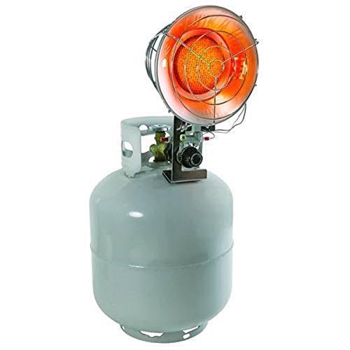 US Shipping Single Tank Top Propane Gas Infrared Heater Portable (Propane Spot Prices)