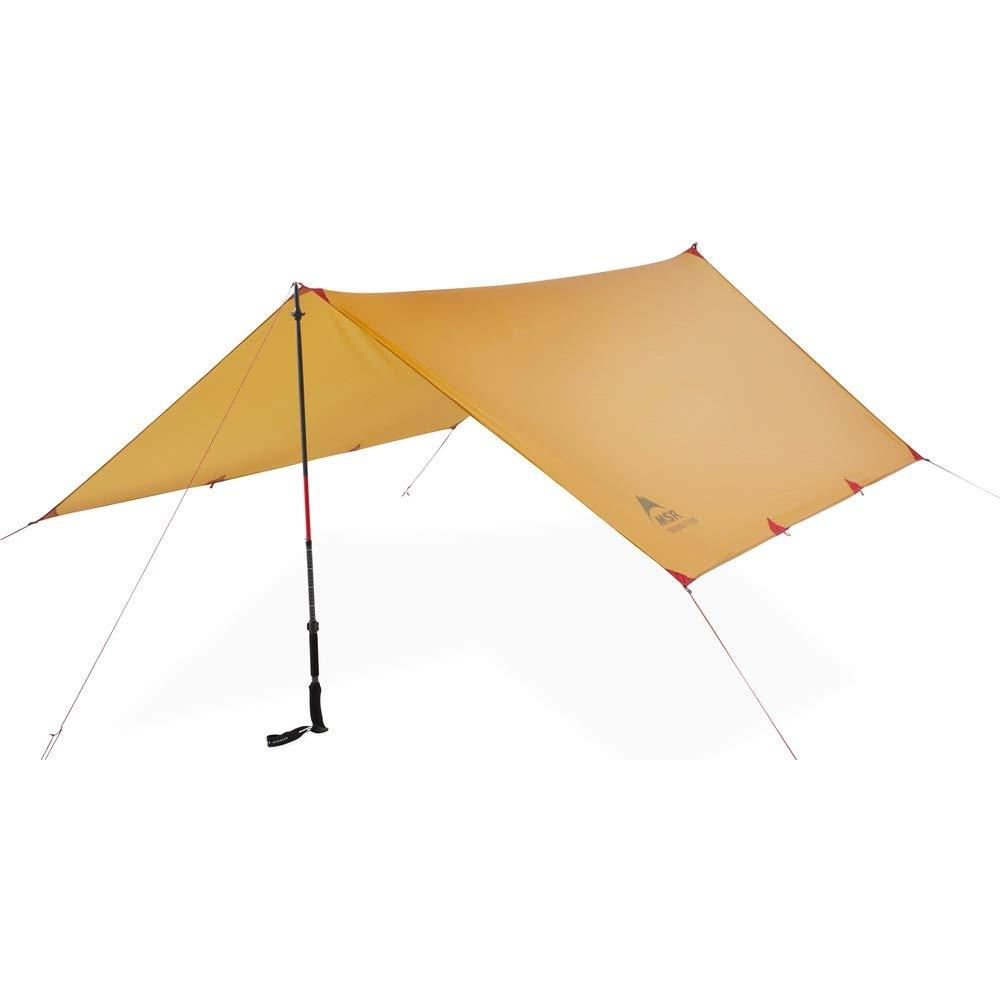 Msr Thru Hiker 100 Wing V2 Tent Accessories yellow 2019