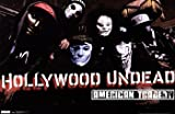 Hollywood Undead - American Tragedy Poster Print (34 x 22)