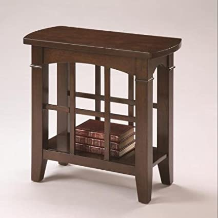 Amazon.com: Chair Side Table: Kitchen & Dining