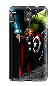 Fashion Protective The Avengers 79 Case Cover For Galaxy Note 3