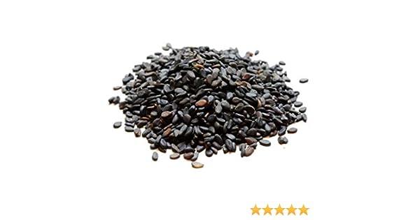 Semilla de Sésamo Negro 1 Kg