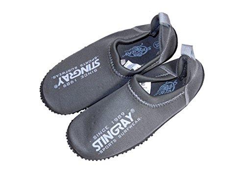 Stingray - Zapatos agua UV adulto - Gris gris