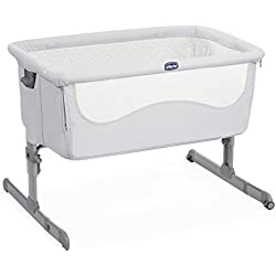 Chicco 2018 Next2me LIGHT GREY
