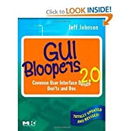 GUI Bloopers 2.0 2nd Second edition byJohnson