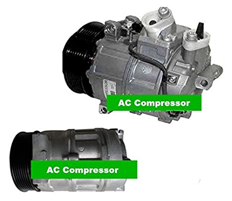 Amazon com: GOWE AC Compressor For Car Mercedes Benz W203