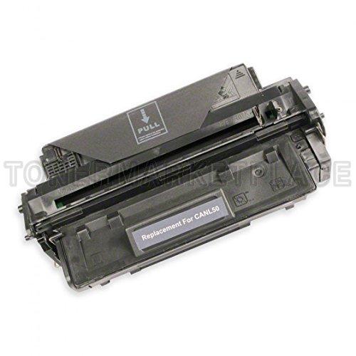 INKUTEN © Compatible Black Laser Toner Cartridge for Canon 6812A001AA L50 (L-50)
