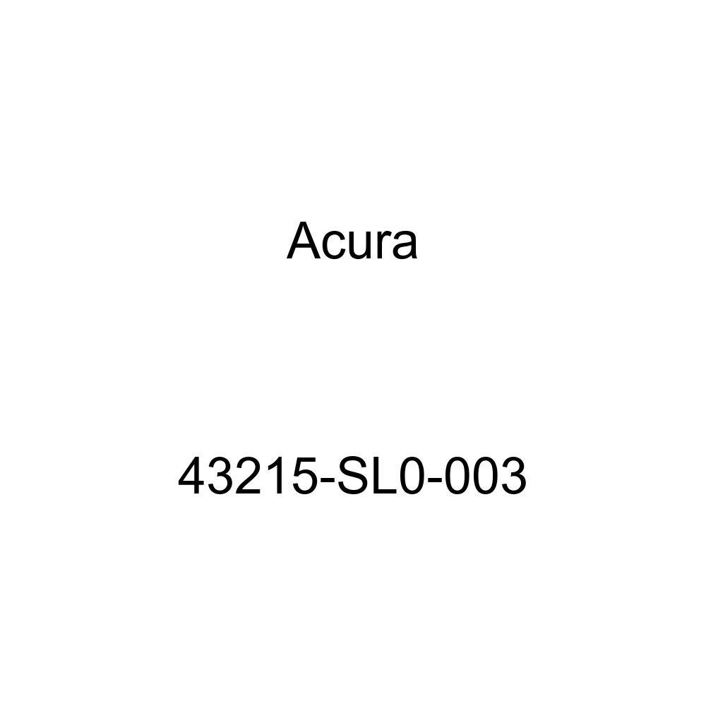 Acura 43215-SL0-003 Disc Brake Caliper Piston