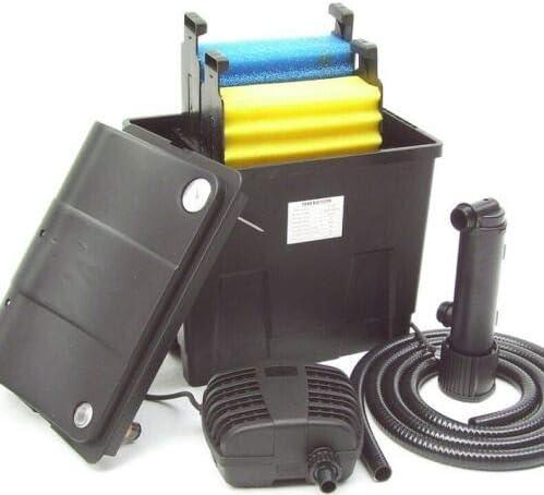 clarificateur UVC 9 W D/&L Filtre ext/érieur de bassin 8000 l pompe de bassin 55889