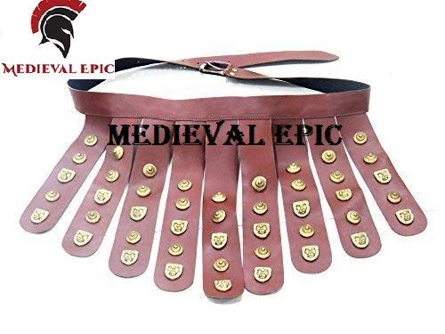 Cinturón marrón Legionario Romano Epic Medieval - Disfraz de ...