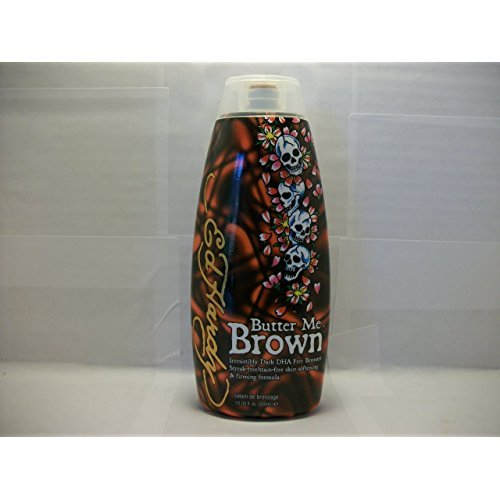 ED HARDY Butter Me Brown DHA FREE Streak & Stain Free Bronzers -
