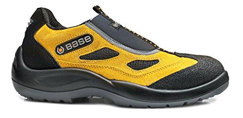 Holes Four Bo475 S1p Base Slipon Titanium Chaussure jaune Mens Noir Src tw7qwd5x