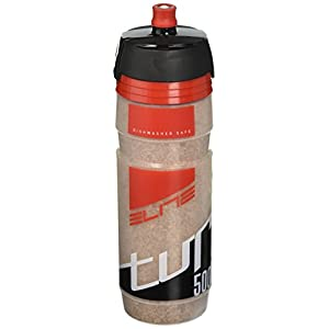 Elite 0141305 Turacio Water Bottle, Red/Brown