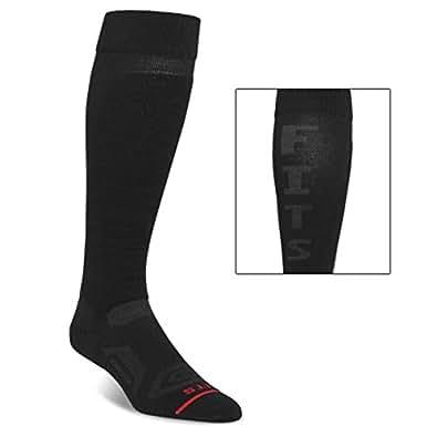 FITS Pro Ski Over the Calf Sock - Men's Black Medium