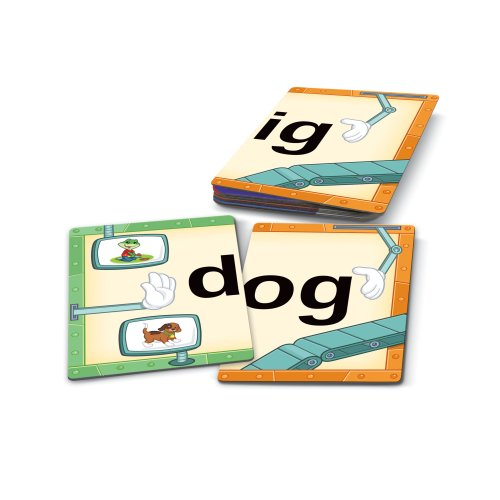 Interactive Talking Words Factory Flash Cards (works with Tag) (Flash Learning System)