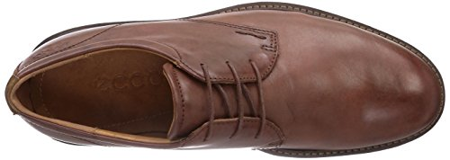 59129 Scarpe Findlay Basse Stringate mahogany Marrone Derby ECCO Walnut Uomo Bz57OBc