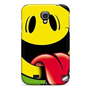 New Premium DIajkjw7231LukxM Case Cover For Galaxy S4/ Naughty Cartoon Protective Case Cover