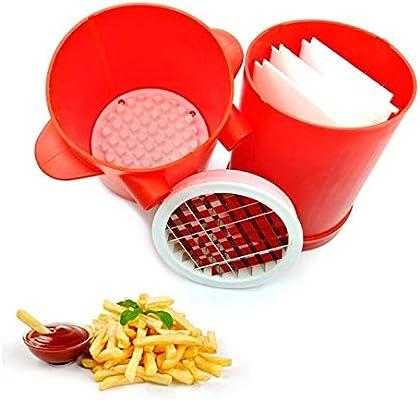 Máquina para hacer patatas fritas, rebanador de patatas fritas ...