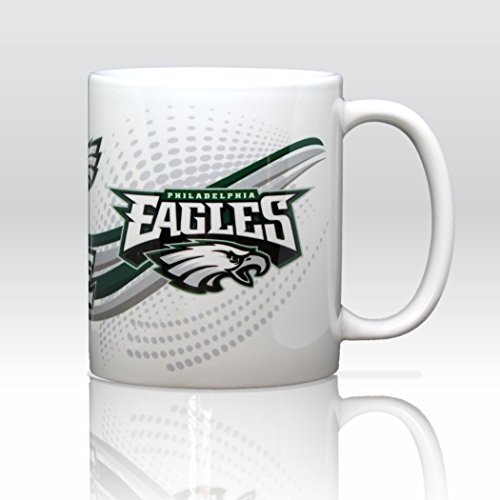 (Philadelphia Eagles Coffee Mug 11oz. Ceramic)