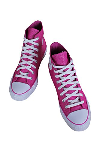 555817 F Mannen Chuck Taylor All Star Hi Converse Purple