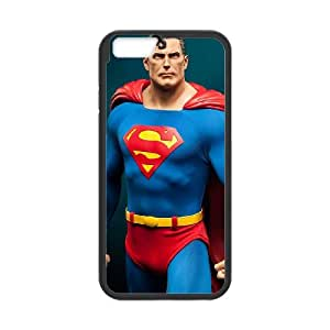 Zcip Superman iPhone 6 Plus 5.5 Inch Cell Phone Case Black