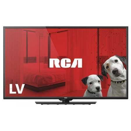"RCA 40"" Hospitality HDTV, LCD Flat Screen, 1080p"