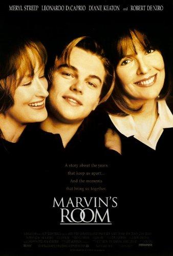Marvin's Room Poster Movie 11x17 Diane Keaton Meryl Streep Leonardo DiCaprio Hume Cronyn