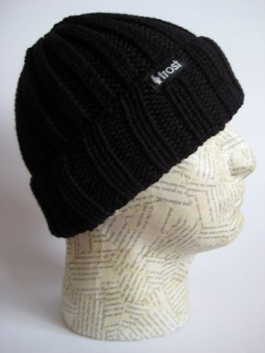 Skully Frost Beanie Sombreros Invierno de Unisex negro de Sombreros Otoño Sombrero Frost x75XwqZa