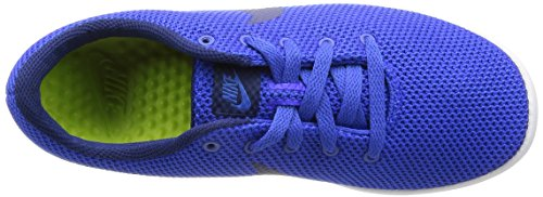 Nike Essentialist, Zapatillas de Tenis para Hombre Azul / Blanco (Racer Blue / Loyal Blue-White)