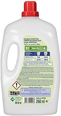 Lagarto Botella Detergente Lavadora Liquido - Aloe Vera - 40 ...