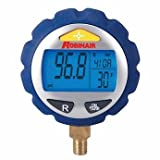 Bosch 11910 Digital Pressure Gauge 30'' Hg to 250 psi