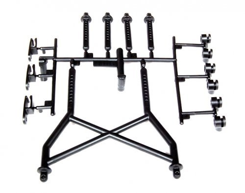 Xingcolo Axial Racing #AX80031 Body Mount Parts Tree for Axial SCX10 ()