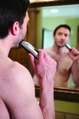 Andis-Personal-14-Piece-Cordless-Beard-Trimmer-Silver-Model-BTF-24025