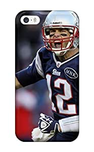Hot Design Premium Nxwdgoz1067OxpXQ Tpu Case Cover Iphone 5/5s Protection Case(new England Patriots Q ) by icecream design