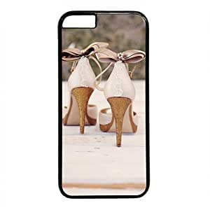 "High Heels Case for IPhone 6(4.7"") PC Material Black"