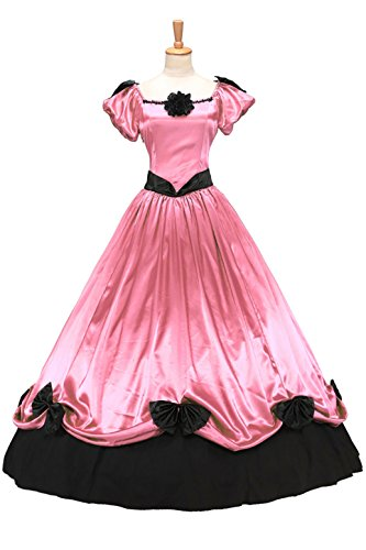 XOMO Victorian Southern Belle Ball Gown Period Princess