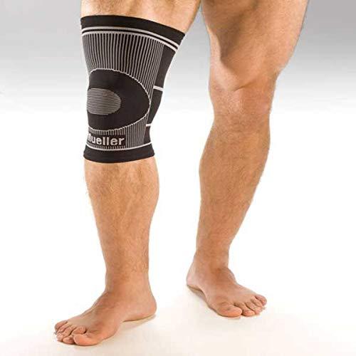 Mueller 4-Way Stretch Small Medium Knee Support Brace