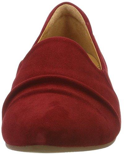 Think Imma, Bailarinas para Mujer Rojo (rosso 70)