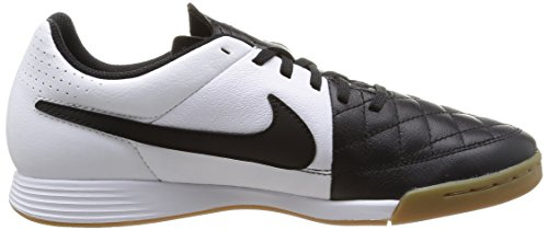 White Tiempo Leather da Black 101 Nero 101 black White Scarpe Black Americano Genio IC da Nike Uomo Football RwdOEqR